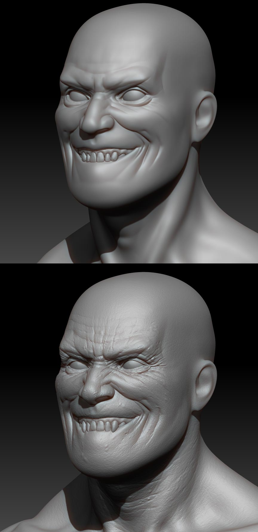 Zbrush_Character_Sculpt_Process